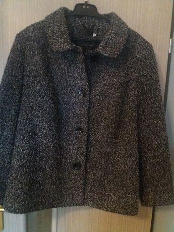 Płaszcz damski kurtki roz.54