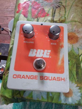 Педаль BBE Orange SQUASH