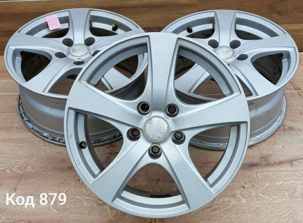 Оригінальні  диски Toyota Mazda Renault Suzuki KIA R16 5x114.3 ET35