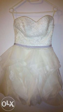sukienka ślubna roz.36
