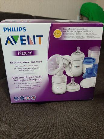 Набор для сцеживания молока Philips Avent Comfort Breastfeeding Suppor