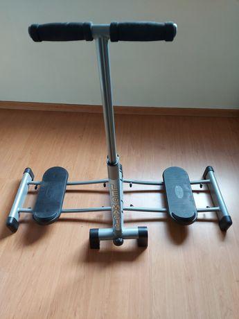 Equipamento exercicio para pernas
