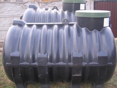 Szambo zbiornik 3000l oczyszczalnia deszczówka montaż
