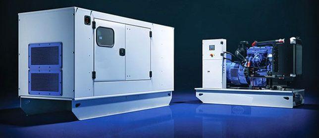 Agregat prądotwórczy 60kW / 66kW 82.5kVA, AVR, SZR, ATS, nowy