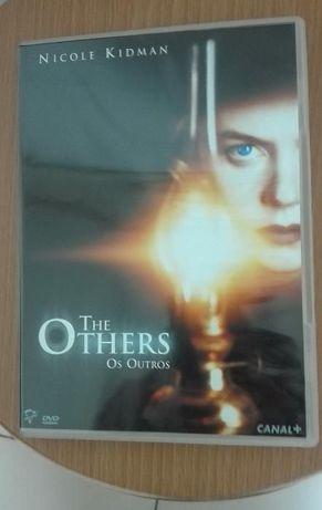 DVD Os Outros (The Others) - Nicole Kidman - NOVO