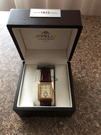 Продам часы швейцарские Apella