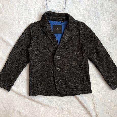 Піджак жакет на хлопчика 3/4р 98/104см пиджак