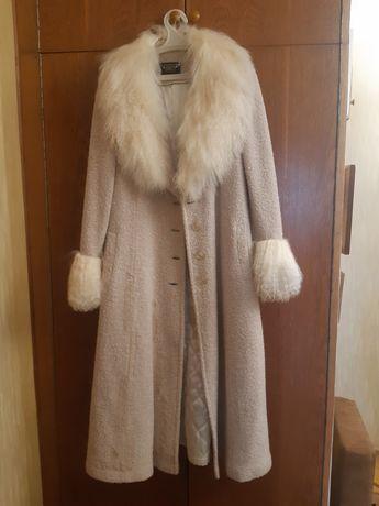 Пальто Alpaca Mohair