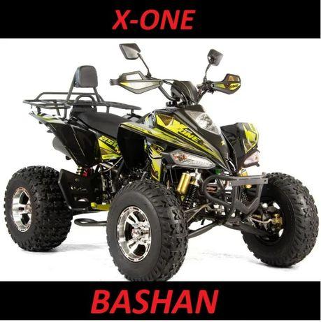 Quad 250 BASHAN X ONE Sport Homologacja drogowa wtrysk KAT B dostawa