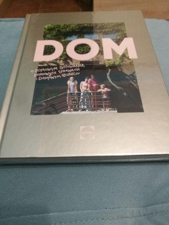 Książka Lidla DOM nowa