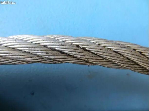 Lina stalowa 12 mm