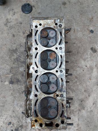 ГБЦ, головка блока цилиндров опель 16 клапанов. 2.0, 1.8.