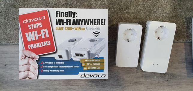 Powerline Devolo wifi ac 1200+