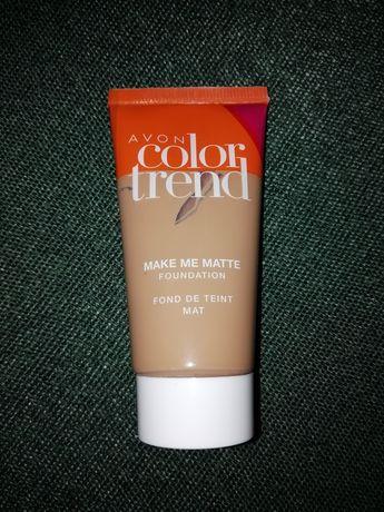 Podkład matujący Avon Color Trend Sun Beige