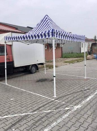 Namiot handlowy używany