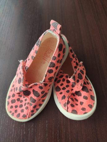 Zara Baby buty buciki dziewczęce rozm. 19, dł. wkładki 12 cm