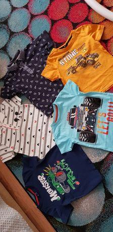 Zestaw 11 koszulek t-shirt