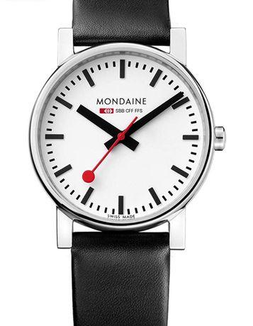 Zegarek MONDAINE SBB CFF FFS SWISS Jadę in Swiss W Sklepie 1300zł