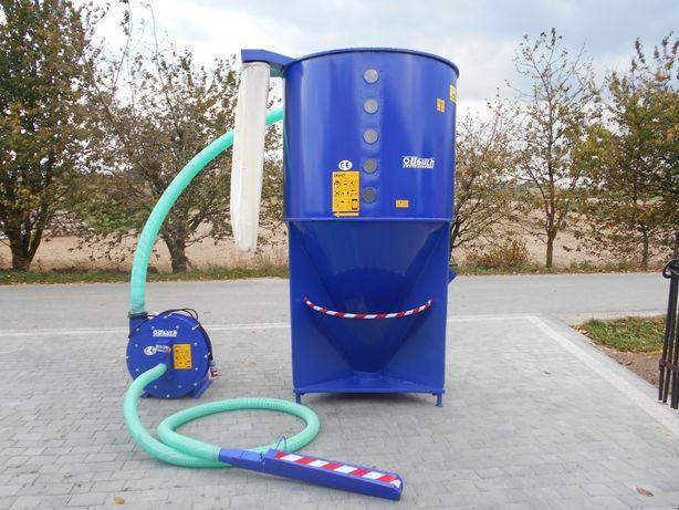 Osuch Niebieska seria Mieszalnik i śrutownik od 500 kg dostawa gratis!