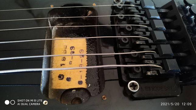 Korpus- gitara elektryczna- AYER'S Rocker V- Japan.