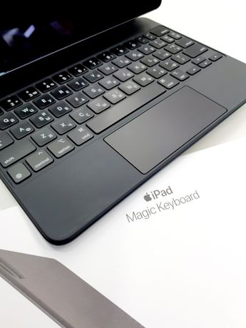 Apple Magic Keyboard для iPad Pro 11 дюймів (2-го покоління) (MXQT2)