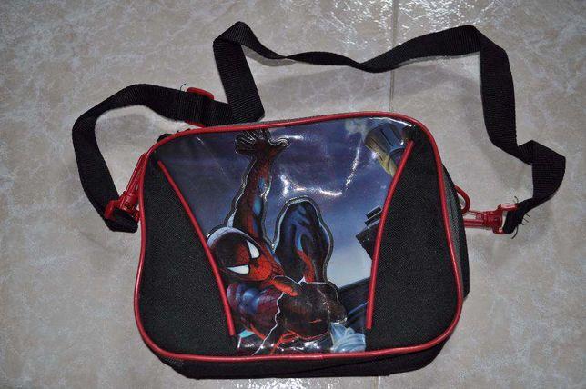Lancheira térmica Spider-Man, ou Noddy