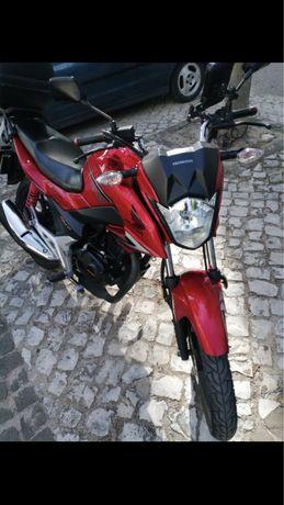 CBF 125 Honda vendo