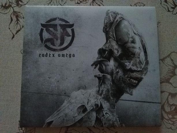 CD Septicflesh - Codex Omega Symphonic Death Metal Симфоник Дэз Метал