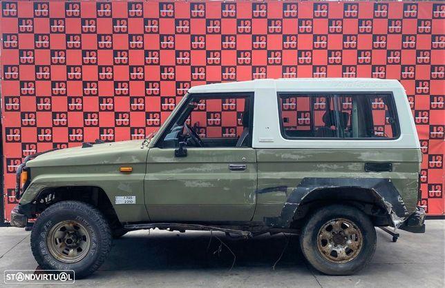 Viatura para PEÇAS Toyota Land Cruiser LJ 73 88´