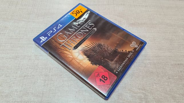 GAME OF THRONES na konsolę PlayStation 4 PS4