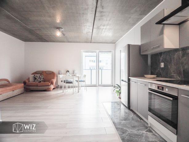 Komfortowe 2-pok. 41m2 z balkonem, Wieliczka