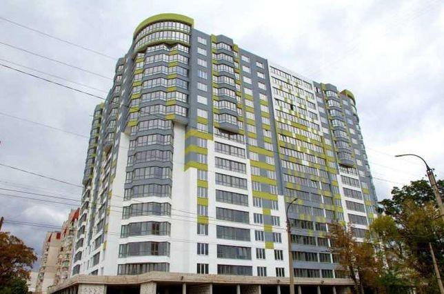 Двухкомнатная Центр Грушевского 110