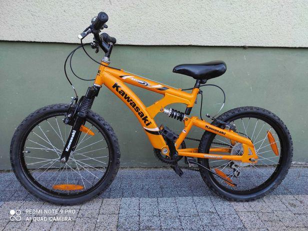 Rower dziecięcy 20cali Kawasaki