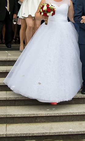 Suknia ślubna 40, 42, 44