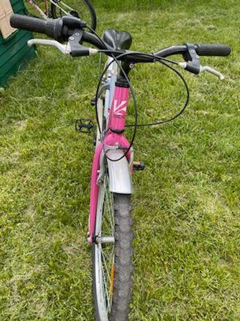 """Rower dla dziewczynki Kross Junior 24"""""""