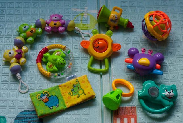 детские игрушки грызунки