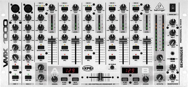 Mikser audio Behringer 1000 - stan dobry