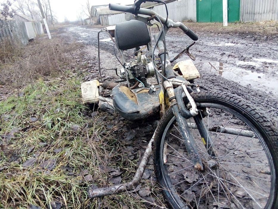 Самодельный Дрифт трайк Александровка - изображение 1