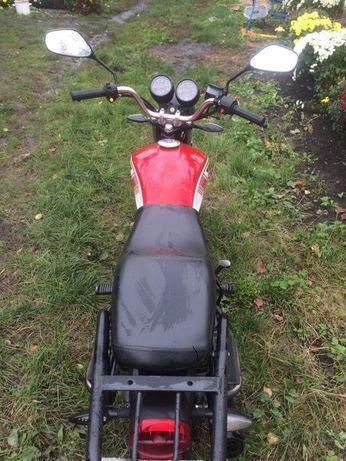 Forte 125 мотоцикл