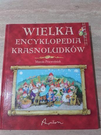 Wielka encyklopedia krasnoludków M. Przewoźniak