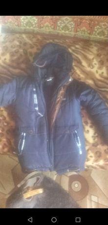 Зимяя куртка,полностью новая