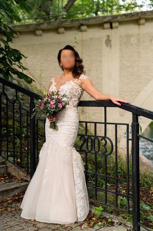 Suknia ślubna firmy Kordas rozm. 38
