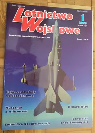 Lotnictwo Wojskowe nr 1/1999