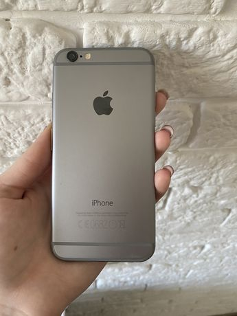 Apple iPhone 6 (A1586) 64Gb LTE Space Gray