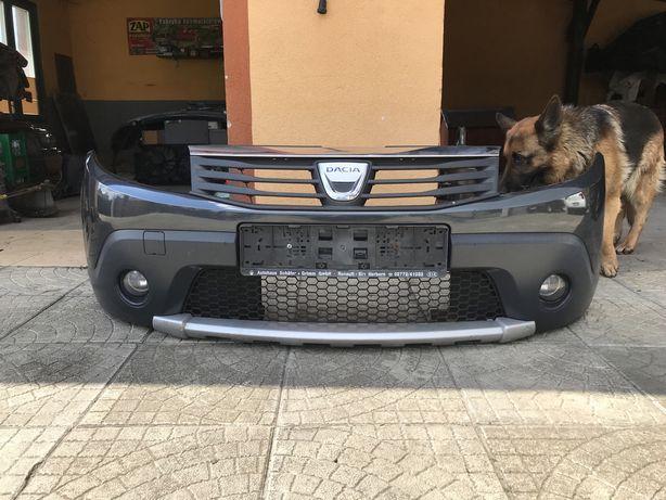Zderzak przedni Dacia Sandero stepway kompletny