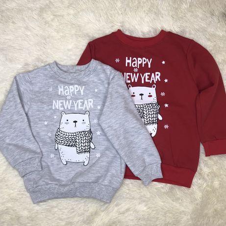 Новогодние свитшоты, новогодняя одежда