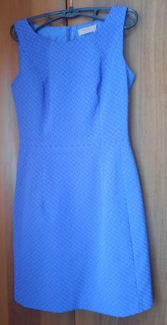 Sukienka granatowa 36