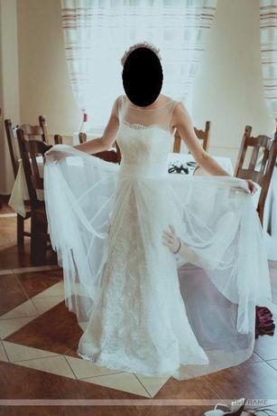 Suknia ślubna 34/36 Amy Love Bridal