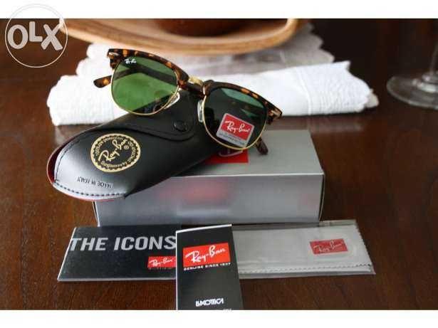 ray ban 3016 tortoise verde classico oculos de sol rayban clubmaster