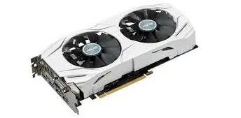 Karta graficzna Asus GeForce GTX 1060 6 GB DDR5
